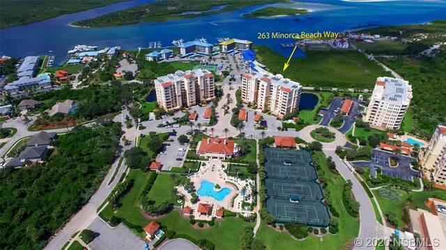 263 Minorca Beach Way #604, New Smyrna Beach, FL 32169 (MLS #1060769) :: Florida Life Real Estate Group