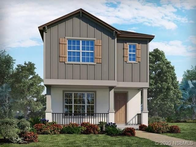 2938 Meleto Boulevard, New Smyrna Beach, FL 32168 (MLS #1060779) :: Florida Life Real Estate Group