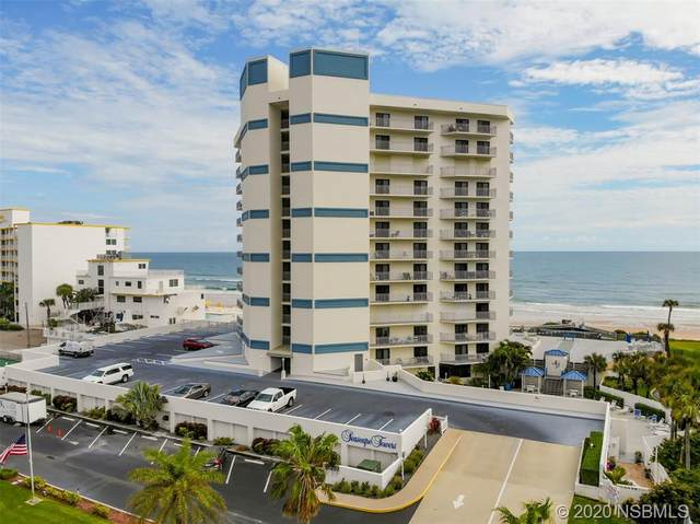 5207 S Atlantic Avenue #223, New Smyrna Beach, FL 32169 (MLS #1060796) :: Florida Life Real Estate Group