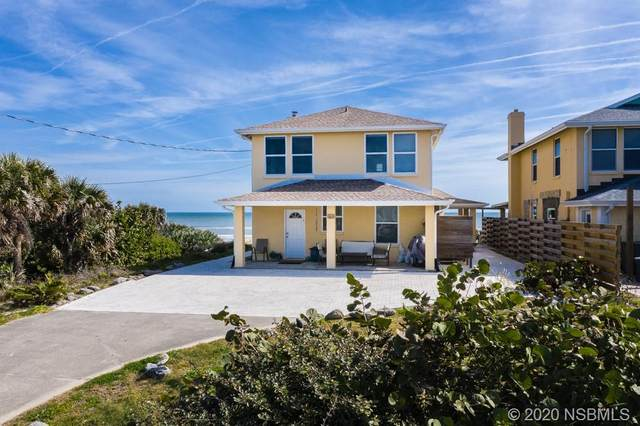 2101 Hill Street, New Smyrna Beach, FL 32169 (MLS #1060828) :: Florida Life Real Estate Group