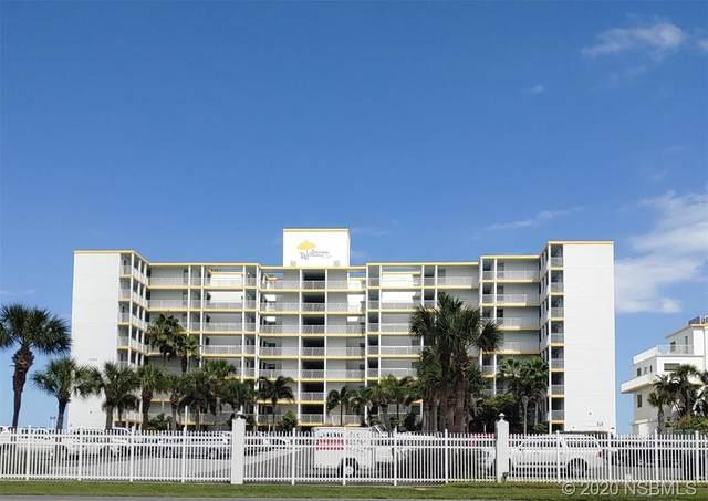 5203 S Atlantic Avenue 314B, New Smyrna Beach, FL 32169 (MLS #1060847) :: BuySellLiveFlorida.com