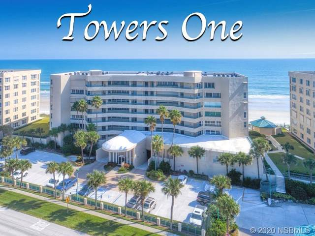 4545 S Atlantic Avenue #3502, Ponce Inlet, FL 32127 (MLS #1060874) :: Florida Life Real Estate Group
