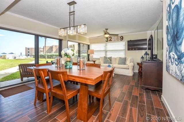 4811 Saxon Drive B301, New Smyrna Beach, FL 32169 (MLS #1060876) :: Florida Life Real Estate Group