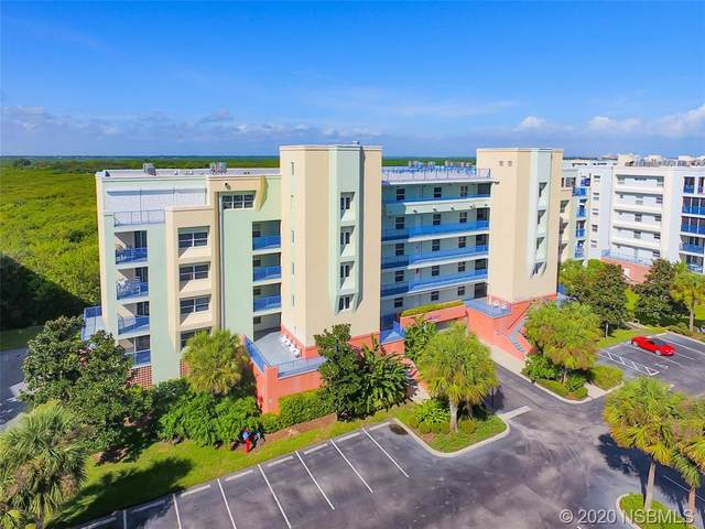 5300 S Atlantic Avenue 9-305, New Smyrna Beach, FL 32169 (MLS #1060886) :: Florida Life Real Estate Group