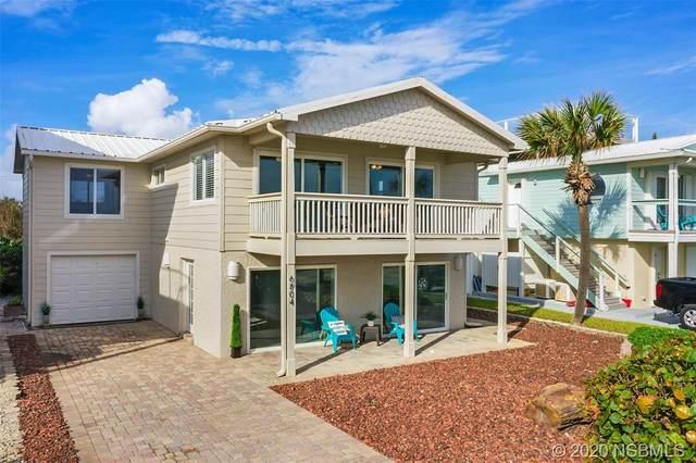 6804 S Atlantic Avenue, New Smyrna Beach, FL 32169 (MLS #1060953) :: Florida Life Real Estate Group