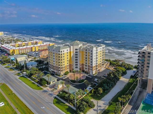 4071 S Atlantic Avenue #602, New Smyrna Beach, FL 32169 (MLS #1061023) :: BuySellLiveFlorida.com