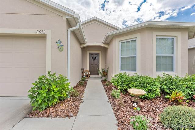 2612 Star Coral Lane, New Smyrna Beach, FL 32168 (MLS #1061061) :: Florida Life Real Estate Group