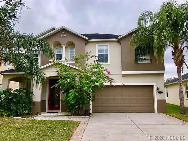 570 Aeolian, New Smyrna Beach, FL 32168 (MLS #1061073) :: BuySellLiveFlorida.com