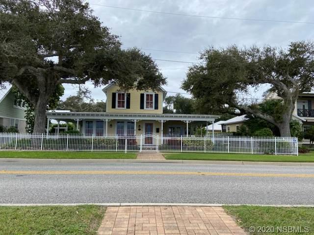616 S Riverside Drive, New Smyrna Beach, FL 32168 (MLS #1061094) :: BuySellLiveFlorida.com