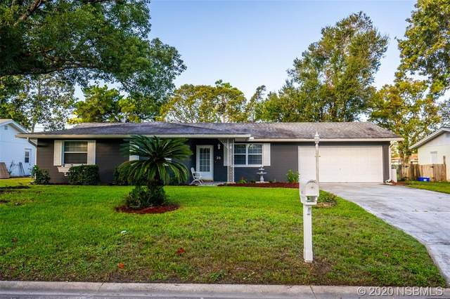 20 Brookwood Drive, Ormond Beach, FL 32174 (MLS #1061181) :: Florida Life Real Estate Group