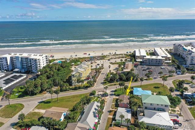 411 Esther Street 411 & 413, New Smyrna Beach, FL 32169 (MLS #1061283) :: Florida Life Real Estate Group
