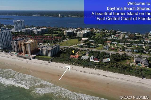 2843 S Atlantic Avenue, Daytona Beach Shores, FL 32118 (MLS #1061284) :: Florida Life Real Estate Group