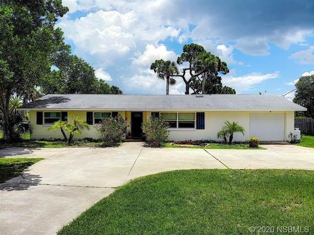 1917 Bayview Drive, New Smyrna Beach, FL 32168 (MLS #1061298) :: Florida Life Real Estate Group
