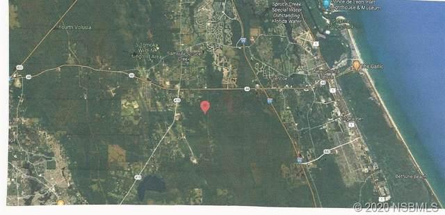 0 Hunting Camp Road, New Smyrna Beach, FL 32168 (MLS #1061396) :: Florida Life Real Estate Group