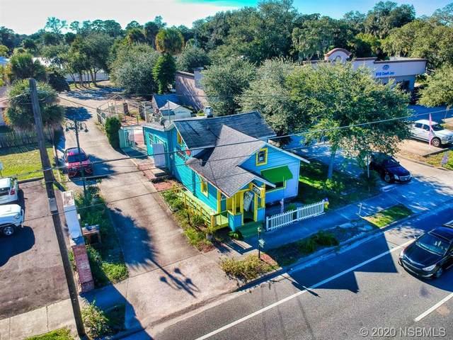 626 N Dixie Freeway, New Smyrna Beach, FL 32168 (MLS #1061434) :: Florida Life Real Estate Group