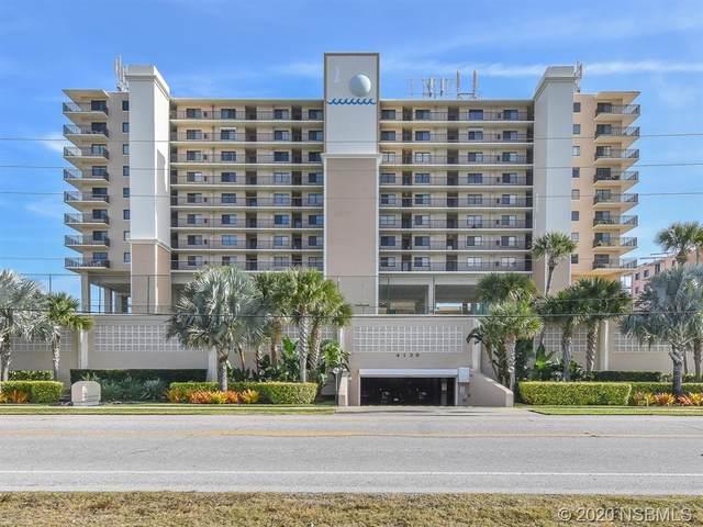 4139 S Atlantic Avenue A206, New Smyrna Beach, FL 32169 (MLS #1061463) :: Florida Life Real Estate Group