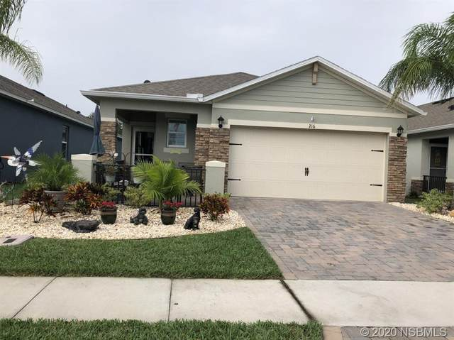 216 Caryota Court, New Smyrna Beach, FL 32168 (MLS #1061487) :: Florida Life Real Estate Group