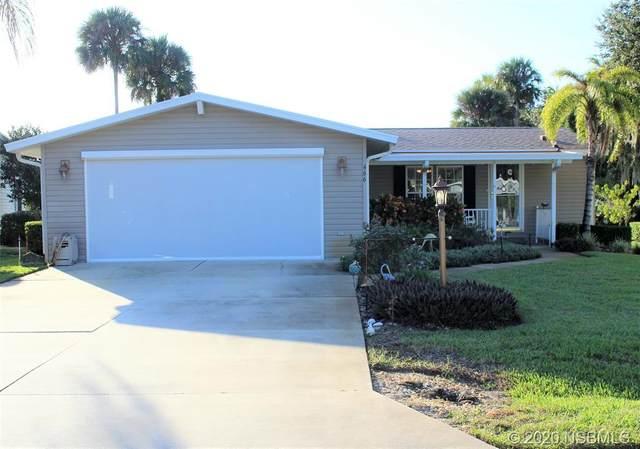 466 Sioux Boulevard, Oak Hill, FL 32759 (MLS #1061490) :: Florida Life Real Estate Group