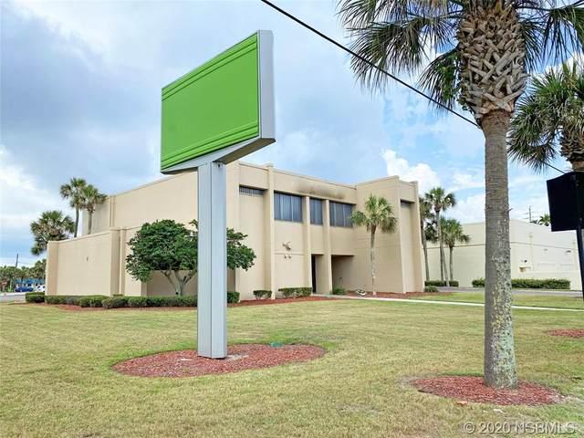 1300 S Atlantic Avenue, New Smyrna Beach, FL 32169 (MLS #1061518) :: Florida Life Real Estate Group