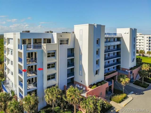 5300 S Atlantic Avenue 19-401, New Smyrna Beach, FL 32169 (MLS #1061546) :: BuySellLiveFlorida.com