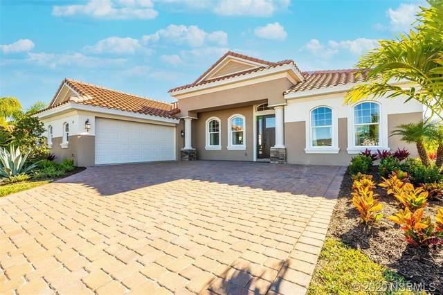 116 Portofino Boulevard, New Smyrna Beach, FL 32168 (MLS #1061639) :: Florida Life Real Estate Group