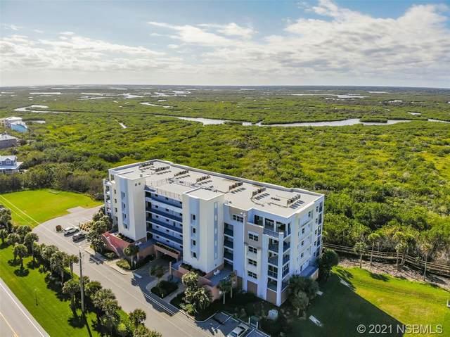 5300 S Atlantic Avenue 19-206, New Smyrna Beach, FL 32169 (MLS #1061752) :: BuySellLiveFlorida.com