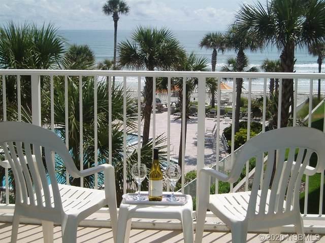 2401 S Atlantic Avenue A301, New Smyrna Beach, FL 32169 (MLS #1061799) :: BuySellLiveFlorida.com