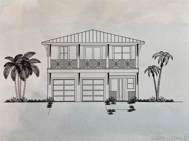222 Condict Drive, New Smyrna Beach, FL 32169 (MLS #1061839) :: Florida Life Real Estate Group