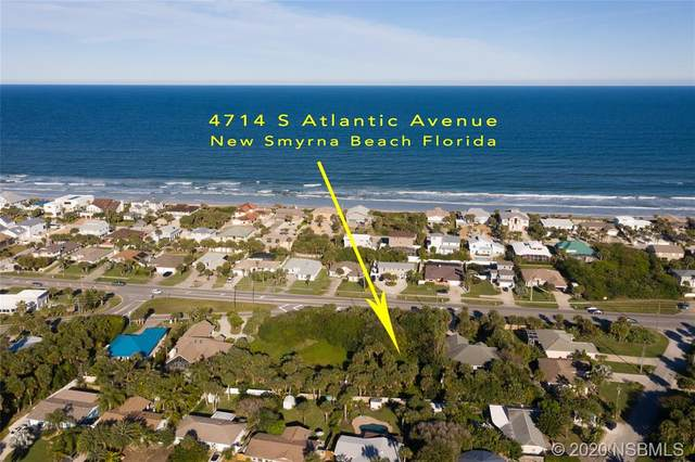 4714 S Atlantic Avenue, New Smyrna Beach, FL 32169 (MLS #1061846) :: BuySellLiveFlorida.com