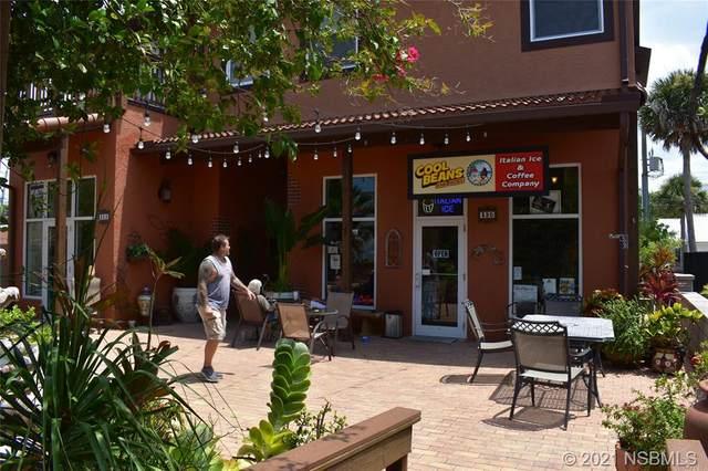 320 Jessamine, New Smyrna Beach, FL 32169 (MLS #1061871) :: Florida Life Real Estate Group