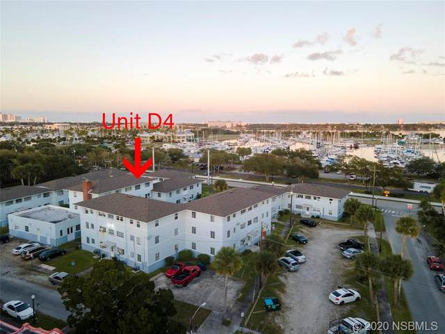 500 S Beach Street D4, Daytona Beach, FL 32114 (MLS #1061908) :: BuySellLiveFlorida.com