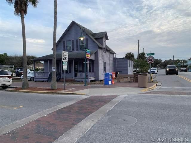 401 Flagler Avenue, New Smyrna Beach, FL 32169 (MLS #1062127) :: Florida Life Real Estate Group