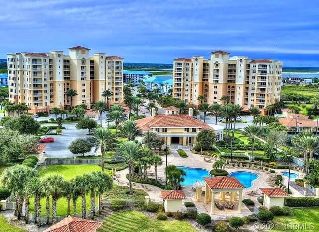 255 Minorca Beach Way #301, New Smyrna Beach, FL 32169 (MLS #1062164) :: BuySellLiveFlorida.com