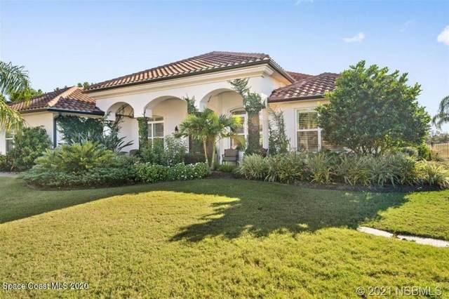 246 Cappella Court, New Smyrna Beach, FL 32168 (MLS #1062166) :: Florida Life Real Estate Group