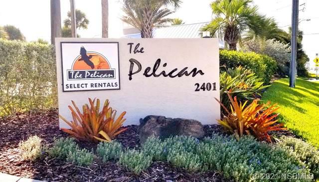2401 S Atlantic Avenue A-501, New Smyrna Beach, FL 32169 (MLS #1062189) :: BuySellLiveFlorida.com