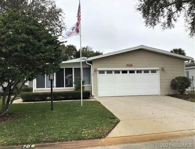 708 Starboard Avenue, Edgewater, FL 32141 (MLS #1062203) :: BuySellLiveFlorida.com