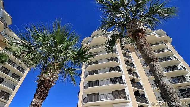 503 N Causeway #402, New Smyrna Beach, FL 32169 (MLS #1062269) :: BuySellLiveFlorida.com
