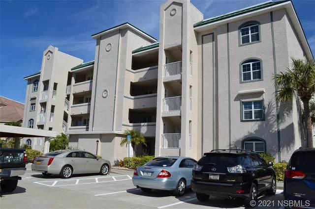 432 Bouchelle Drive #101, New Smyrna Beach, FL 32169 (MLS #1062360) :: Florida Life Real Estate Group