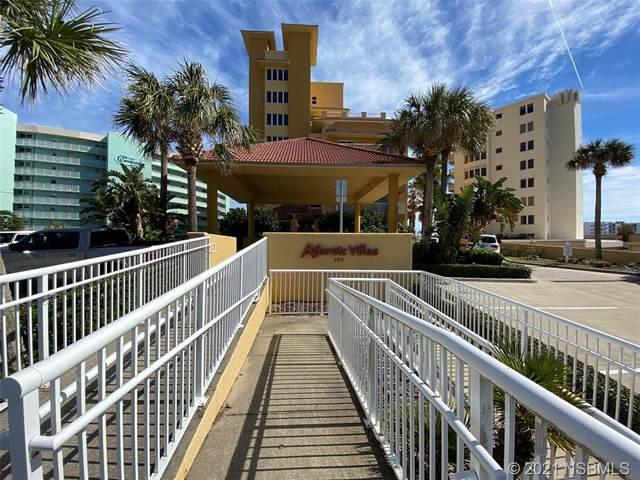 701 N Atlantic Avenue #301, New Smyrna Beach, FL 32169 (MLS #1062376) :: Florida Life Real Estate Group
