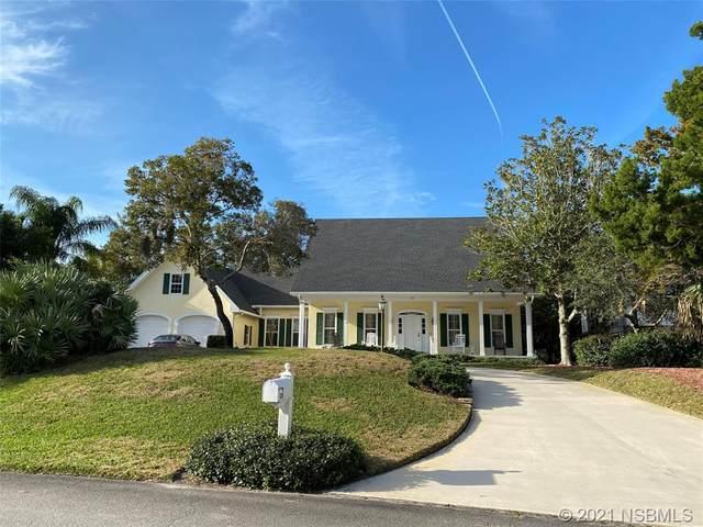 180 Sweet Bay Avenue, New Smyrna Beach, FL 32168 (MLS #1062451) :: Florida Life Real Estate Group