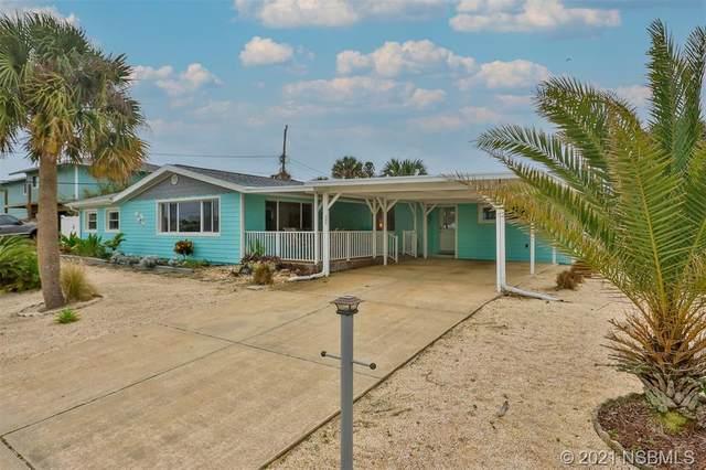 301 Hiles Boulevard, New Smyrna Beach, FL 32169 (MLS #1062510) :: BuySellLiveFlorida.com