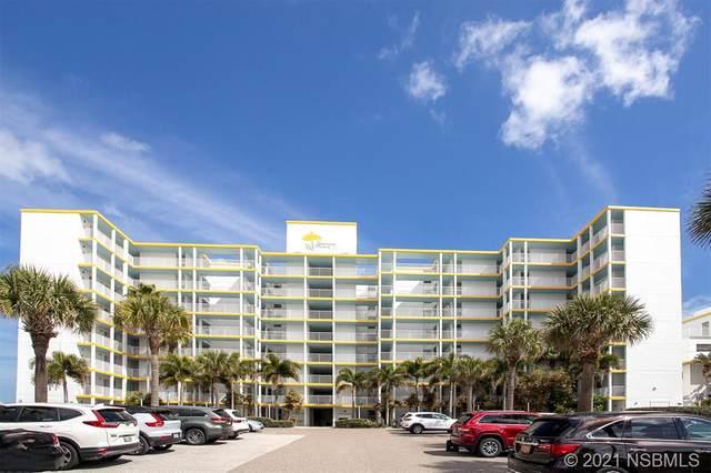 5203 S Atlantic Avenue 614B, New Smyrna Beach, FL 32169 (MLS #1062521) :: BuySellLiveFlorida.com