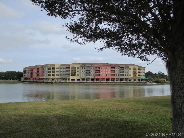 424 Luna Bella Lane #323, New Smyrna Beach, FL 32168 (MLS #1062535) :: BuySellLiveFlorida.com
