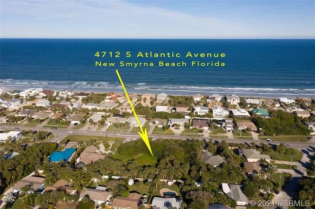 4710 & 4712 S Atlantic Avenue, New Smyrna Beach, FL 32169 (MLS #1062538) :: BuySellLiveFlorida.com
