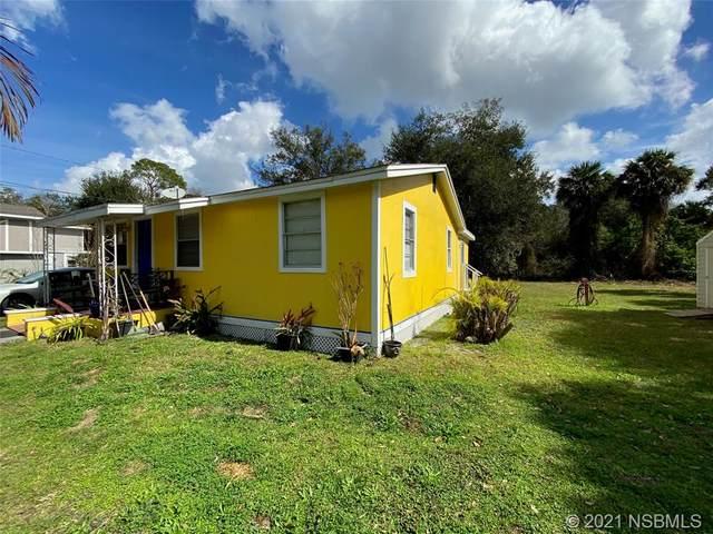 313 Hickory Street, New Smyrna Beach, FL 32168 (MLS #1062622) :: Florida Life Real Estate Group