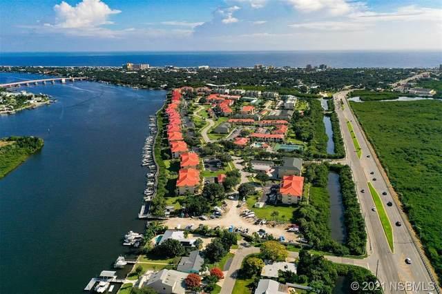 449 Bouchelle Drive #204, New Smyrna Beach, FL 32169 (MLS #1062647) :: Florida Life Real Estate Group