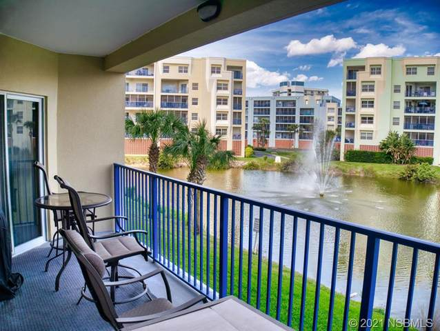 5300 S Atlantic Avenue 11-205, New Smyrna Beach, FL 32169 (MLS #1062683) :: BuySellLiveFlorida.com
