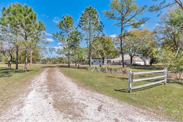 2609 Tiffany Drive, New Smyrna Beach, FL 32168 (MLS #1062700) :: Florida Life Real Estate Group