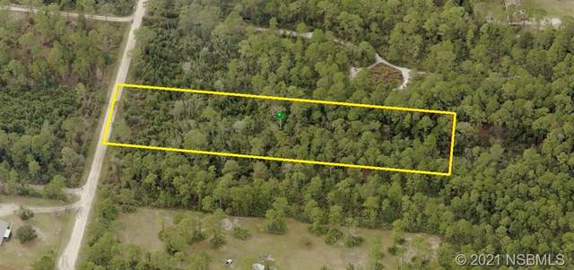 0 Quail Ranch Road, New Smyrna Beach, FL 32168 (MLS #1062713) :: BuySellLiveFlorida.com