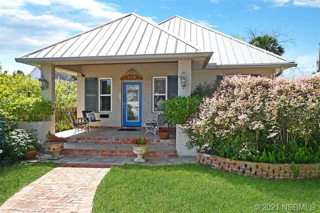 210 S Orange Street, New Smyrna Beach, FL 32168 (MLS #1062751) :: Florida Life Real Estate Group